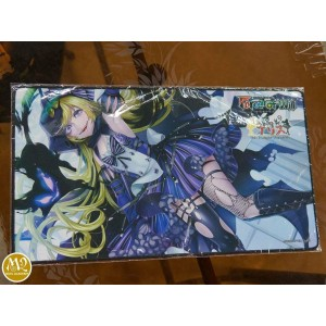 Bàn đấu bài Playmat: Force of Will The Twilight Wanderer Dark Alice, Maiden of Slaughter